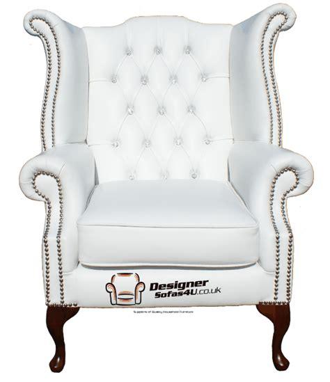 chesterfield swarovski high back wing chair