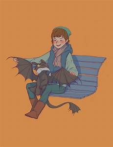 How To Train Your Dragon: Hiccup and Toothless | HTTYD ...