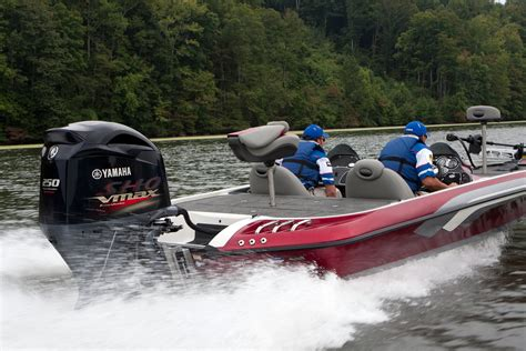 Outboard Bass Boat Motors by Powerlines Cleaning Up Our Act Boats And Places Magazine