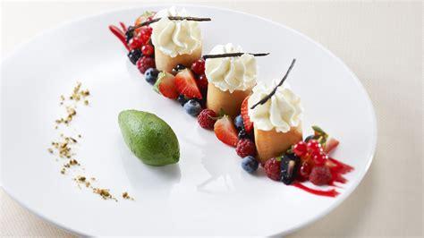 la cuisine gastronomique dessert de restaurant gastronomique 28 images coffret