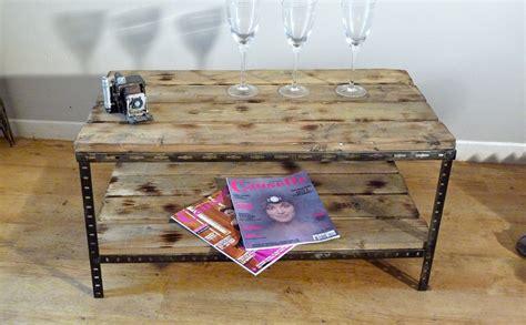fabriquer table basse originale maison design bahbe