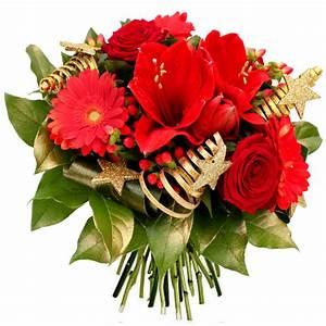 livraison fleurs de noel bouquet de noel design et With chambre bébé design avec fleurs deuil a livrer