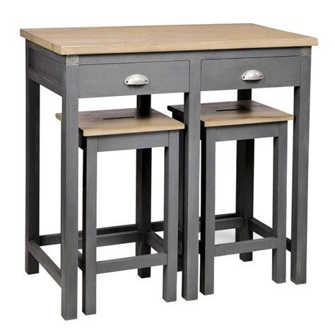 table de cuisine design meuble cuisine avec table integree meuble cuisine avec