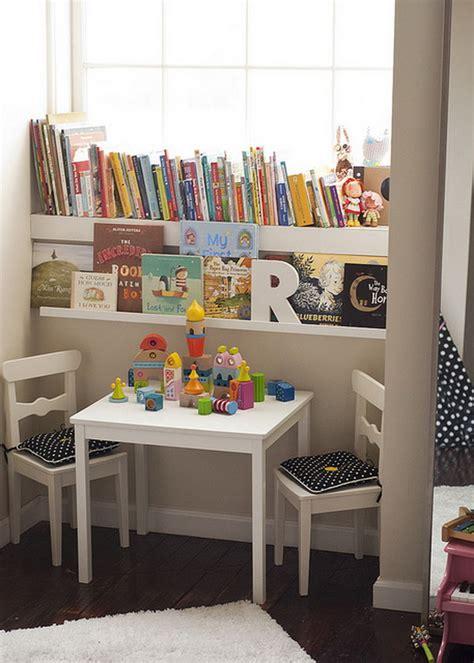creative book storage ideas  kids