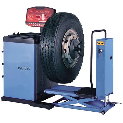 Wb390 Factory Price Truck Wheel Balancer For Car Repair ...