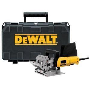 dewalt heavy duty plate joiner kit dwk   home