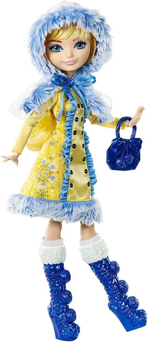 Epic Winter Blondie Lockes Doll, In the Ever After High ...