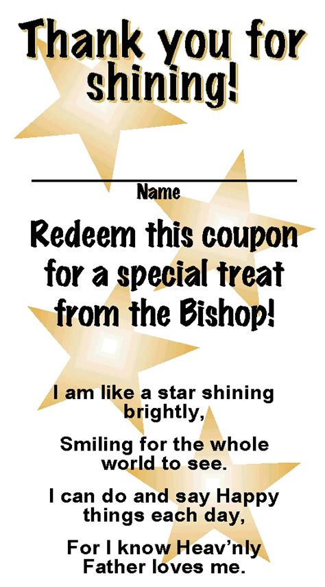 star coupon  idea door