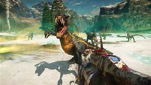 Dinosaur, Blasting, Game, Second, Extinction, Now, Available