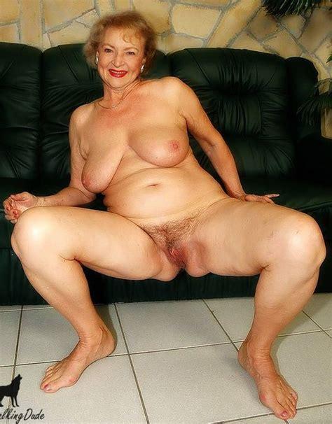 White nackt Betty  Betty White