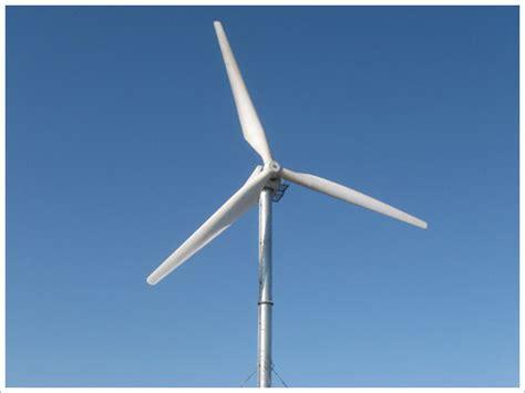 Промышленные ветрогенераторы большой мощности