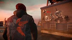 infamous second go fetch neon light speed power