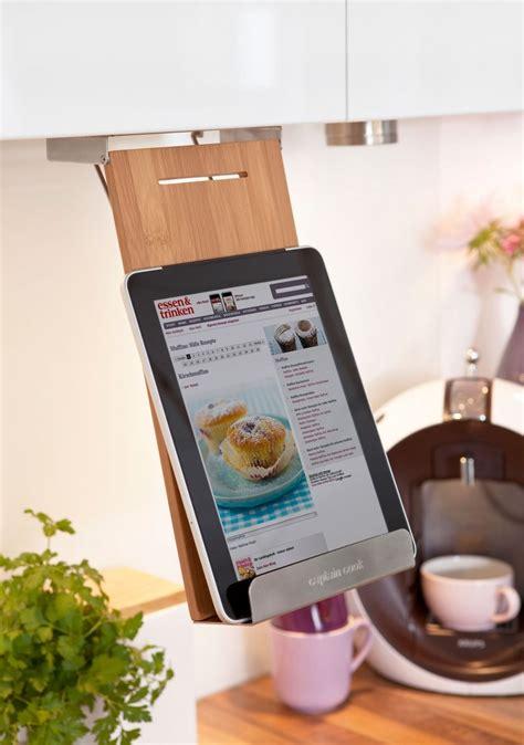 support tablette pour cuisine support à tablette et livre pour étagère idéal cuisine