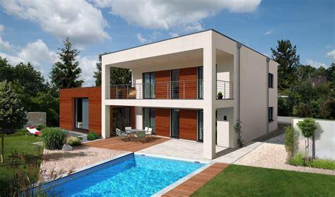 Moderne Häuser Bauen Preis by Kleingartenhaus Mit Pool Houses House Home Decor Und