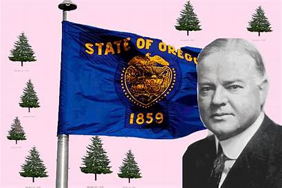 Hoover Herbert President Oregon Named Come Him