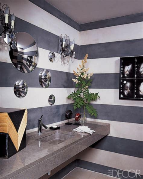 gestreifte wand 36 ästhetische badezimmer interieurs für jeden verfeinerten geschmack