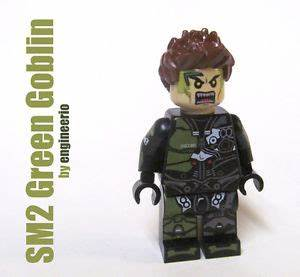 LEGO Custom - Green Goblin - Amazing Spiderman 2 movie ...