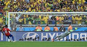 Are Soccer's Penalty Kicks Too Easy?   Only A Game