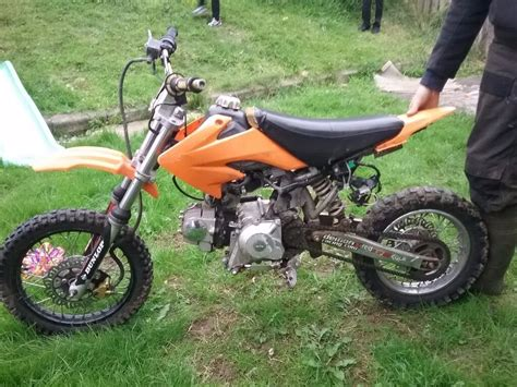 110cc loncin pit bike running order no rust tyres in kilmarnock east ayrshire gumtree
