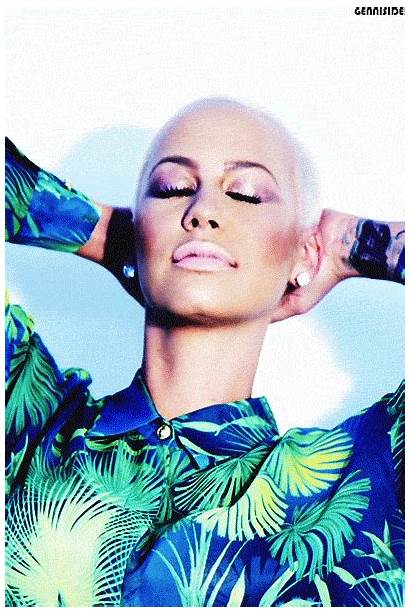 Amber Rose Really Why Natural Woman Beauty