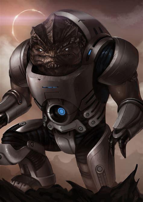 My Mass Effect World Grunt