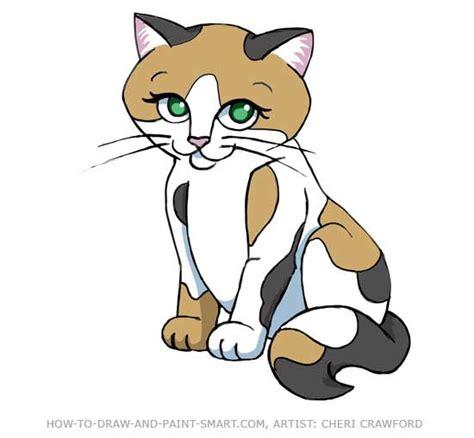 calico cat clip art cliparts