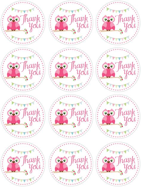 tag theme ideas for 1st birthday party for boy owl themed birthday party with free printables owl