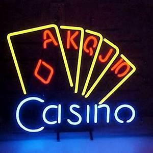 Casino Neon Sign Casino Neon Sign manufacturer China