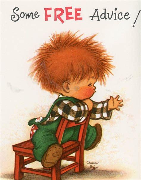 vintage birthday greeting card charlot byj crestwick