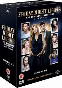 Annie Chart Friday Night Lights Seasons 1 5 Dvd Zavvi