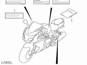 Suzuki Gsxr1000 2009  K9  Usa  E03  Parts Lists And Schematics