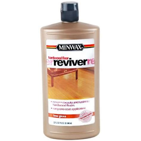 buy the minwax 60960 hardwood floor reviver quart