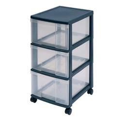 casier de rangement plastique a tiroir dessertes 224 tiroirs de rangement polybox