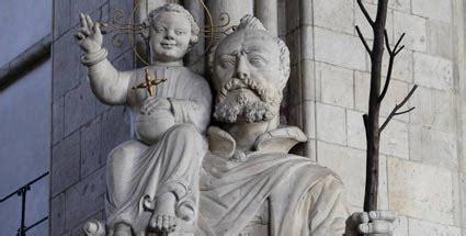 der heilige christophorus christophorus geschenke zur kommunion