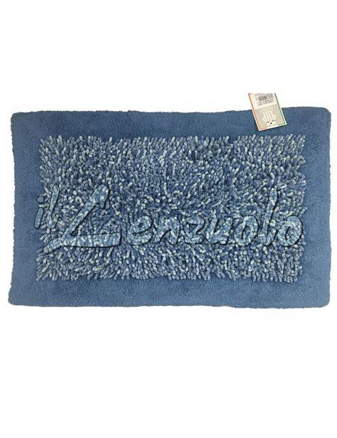 tappeti bagno antiscivolo tappeto bagno antiscivolo in ciniglia number one il lenzuolo