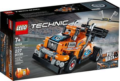 lego technic race truck renn truck klickbricks