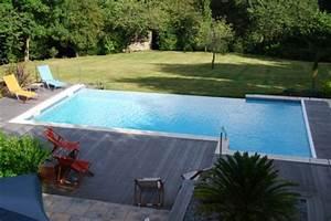 piscine a debordement With piscine a debordement sur terrain en pente 1 amenagement piscine debordement terrain pente