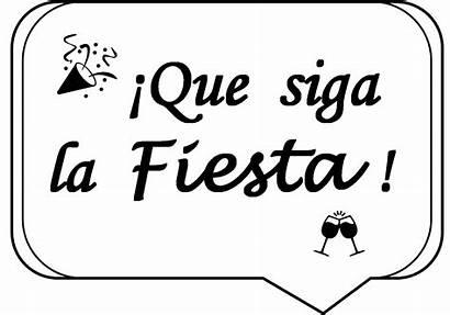 Props Imprimir Fiesta Selfies Siga Cartelitos Letreros