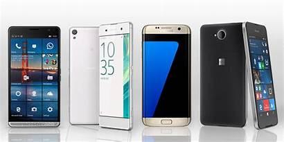 Smartphones Phones Mwc