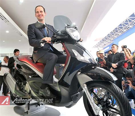 Gambar Motor Piaggio Beverly by Piaggio Beverly 2014 Indonesia Autonetmagz Review