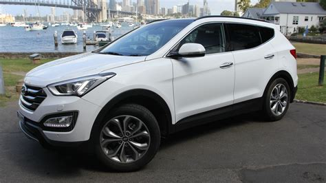 Hyundai Santa Fe Picture by 2015 Hyundai Santa Fe Review Highlander Photos Caradvice