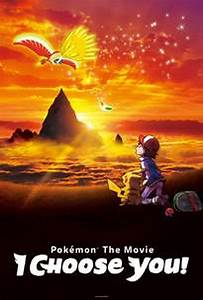 official english poster for pokemon the movie i choose you