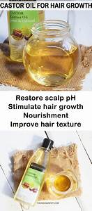 CASTOR OIL FOR FASTER HAIR GROWTH THE INDIAN SPOT