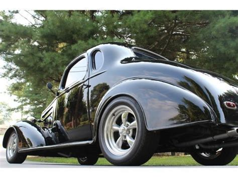 sell   chevy coupe  ps pdb ac  steel  door