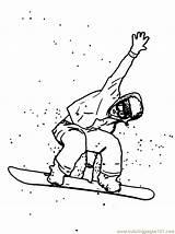 Coloring Snowboarding Sporty Snowboard Omalovánky Zimní Winter Pro Olympic Printable Skiing Colouring Inspirace Návody Cz Creative Coloringpages101 Olympics Sport Rádi sketch template