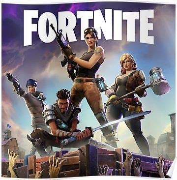 fortnite cover poster   video game font game
