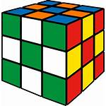 Cube Icon Rubiks Vector Svg Rubik Domain