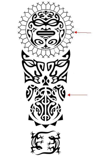 12+ Cool Maori Tattoo Designs And Ideas