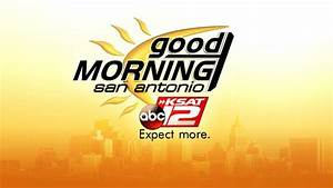 WATCH: Check out GMSA live with KSAT 12 First Look