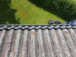 Renovation Toiture Fibro Ciment Amiante : toiture fibrociment amiant tr voux france contr le habitat ~ Nature-et-papiers.com Idées de Décoration